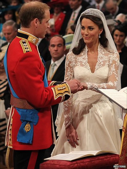 Kate & William The Royal Wedding