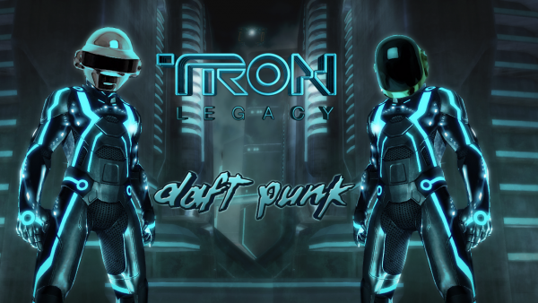 TRON-DIGITAL Daft Punk - Tron Legacy Soundtrack