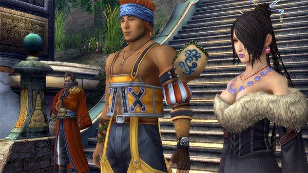 Final Fantasy X ~Remake in PS3 & PsVita !