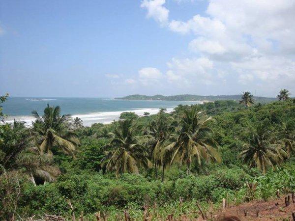 BUSUA ISLAND,GHANA