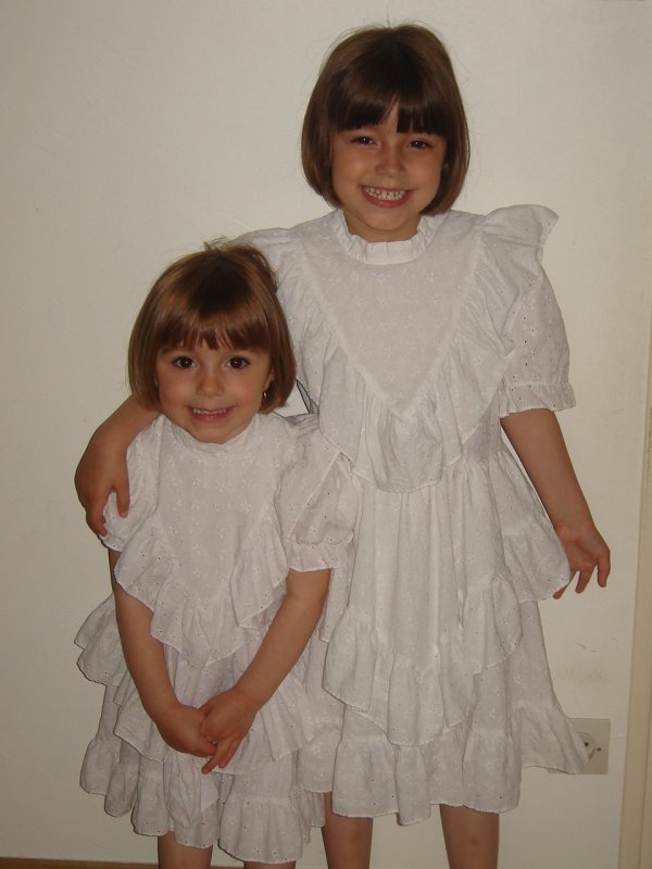 ♥ Mes 2 princesses d'amours♥