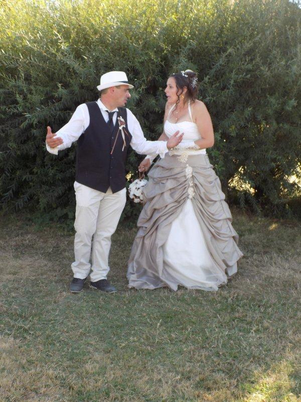 Mon mariage le 13 Aout 2016