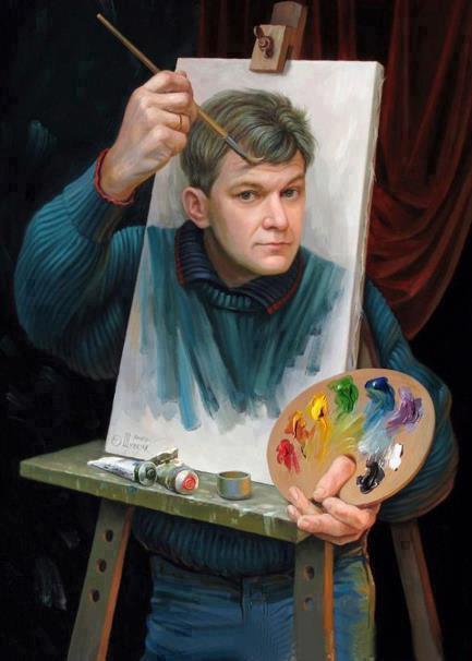 Autoportrait Peinture La Photographie Plus Qu Une Passion Une Vie