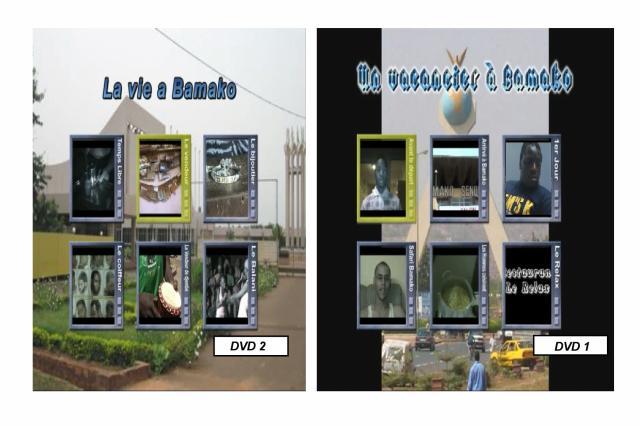 Un vacancier à Bamako