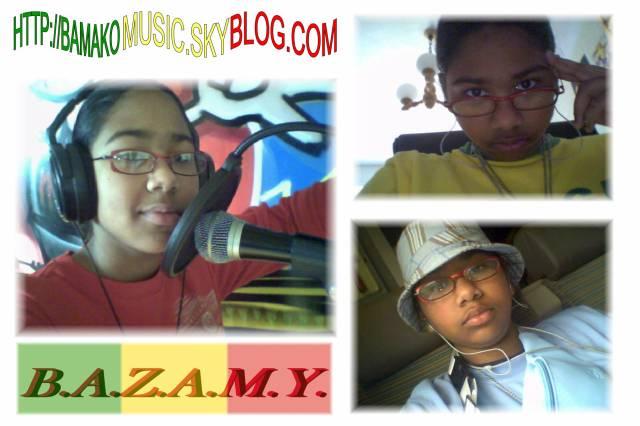 B.A.Z.A.M.Y