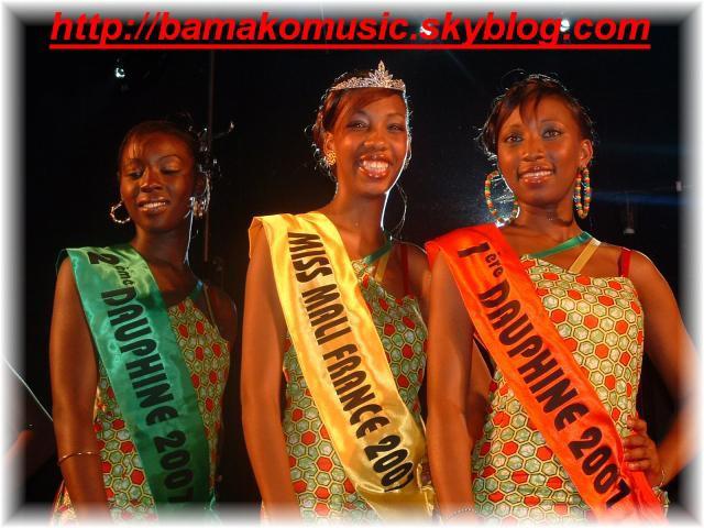 Miss Mali 2006
