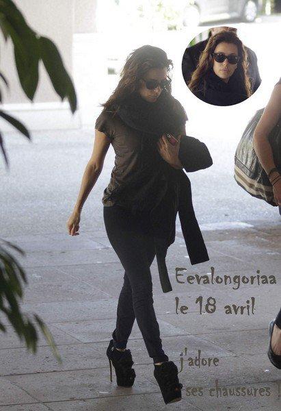 Eva Longoria candids !