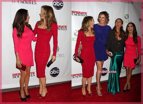 La soirée d'adieux de « Desperate Housewives »