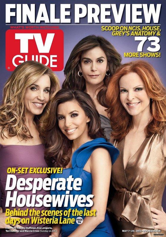 T.V guide du mois de mai 2012