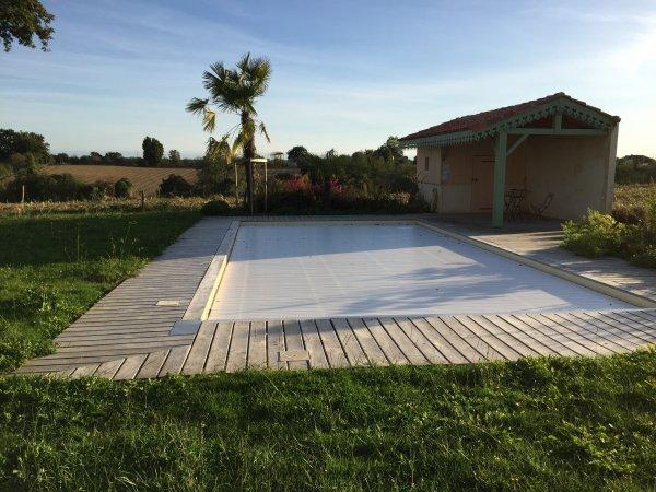 Creation D Un Cottage Piscine Et Pool House De Style