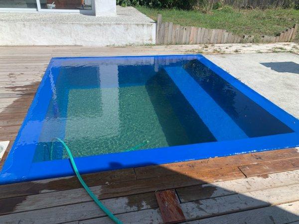 Ma petite piscine perso