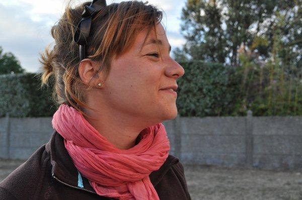 Amélie ( fille de Luc et Catherine )