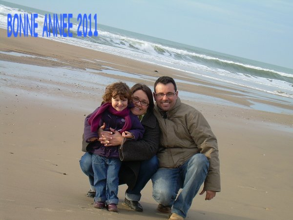 Edouard , Annick  et Marie