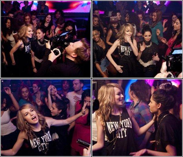 Naomi a participé au clip Hurricane de son amie Bridgit Mendler !