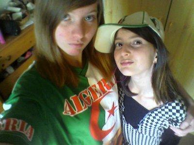 Moi et ma soeur ! <3
