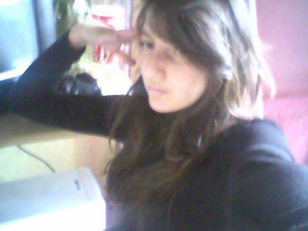Moi récemment quand j'avais 14 ans .