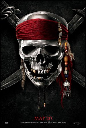 Toutes les photos de Pirates des Caraïbes 4 !!!