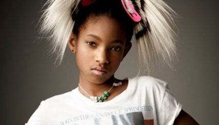 Willow Smith : Sa mère surveille ses tenues