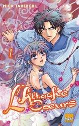 L'attache coeurs: manga!