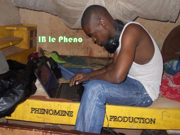 PhenoProd / IB le Pheno_ Alerte rouge (2012)