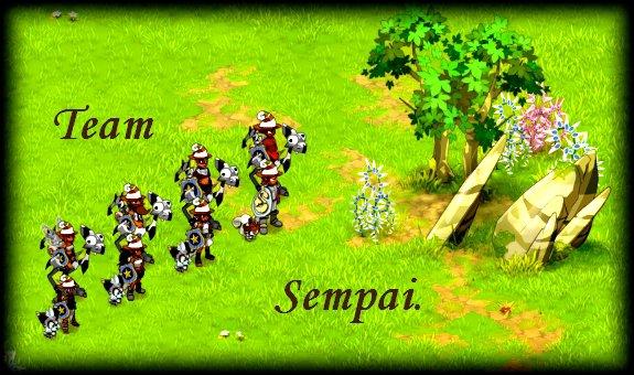 """Présentation, la """"Team-Sempai"""" !"""