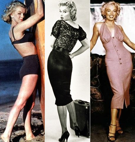 02bf859ce4de1a Marilyn Monroe - Because of Fashion