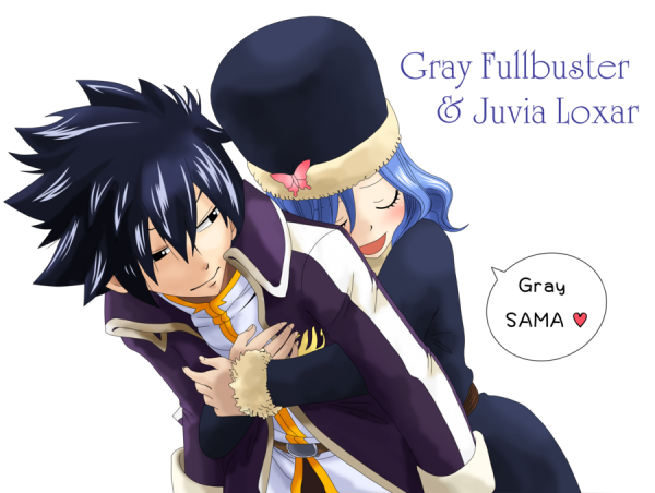 One-shot Gruvia: L'aimer, suite    #Juvia