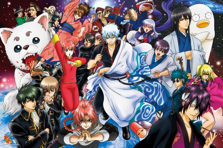 Article pour parler de l'anime