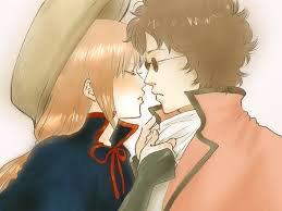 Oneshot: L'amour...ou pas ? (Sakamoto/Mutsu)