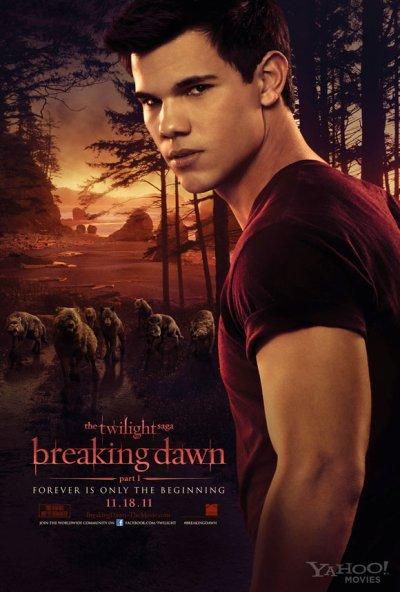 Nouvelles affiches de Breaking dawn part 1