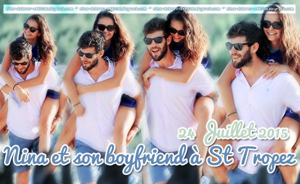 Nina s'affiche avec son nouveau boyfriend, Austin Stowell