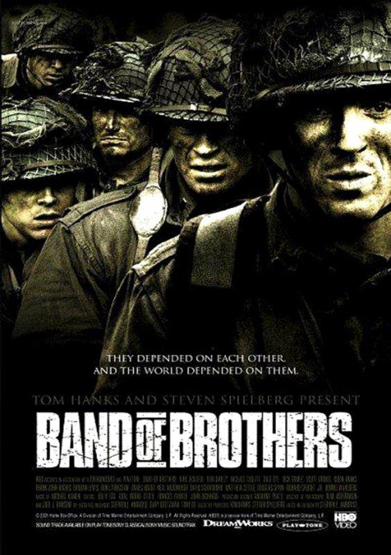 Band of brothers ( série télévisée )