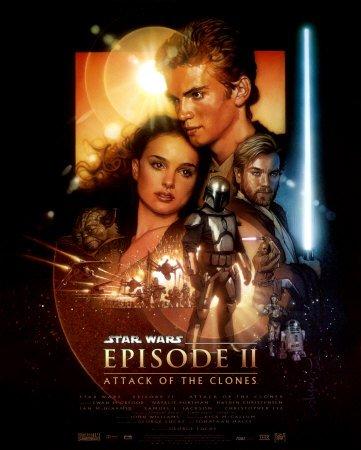 Star Wars Episode II L'attaque des Clones
