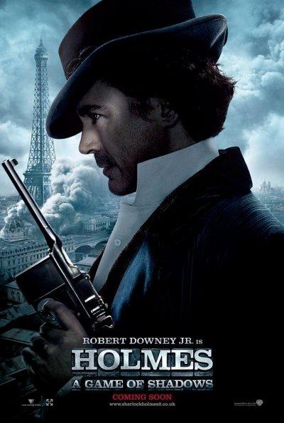 Sherlock Holmes 2 Jeu d'ombres