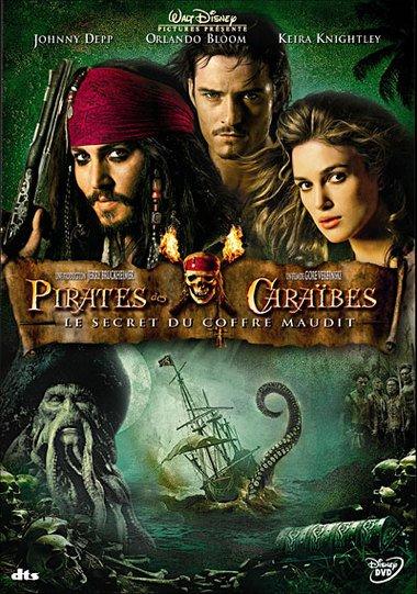 Pirates des Caraïbes Le secret du Coffre Maudit