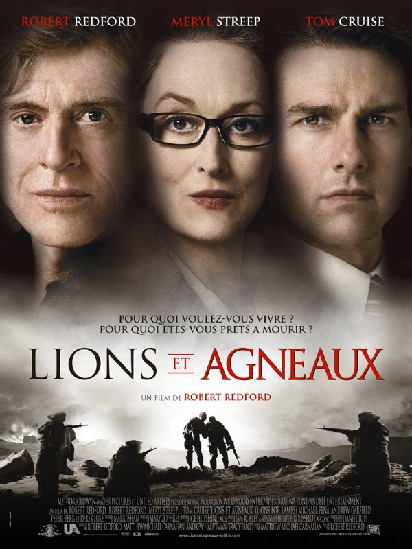 Lions et Agneaux