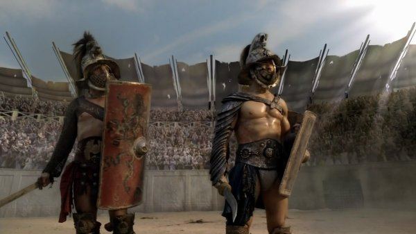 Spartacus : Blood and Sand (Série TV)