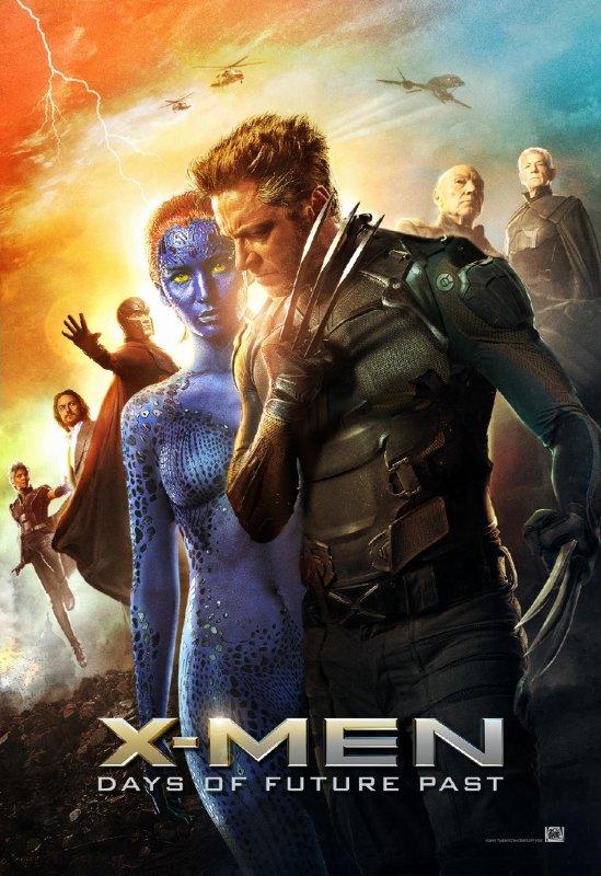X Men : Days of future past