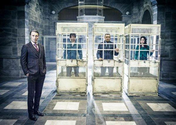 Hannibal Saison 2 (Série TV)