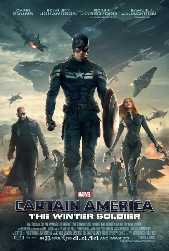 Captain America Le Soldat de l'Hiver