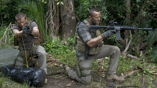 Strike Back Saison 4