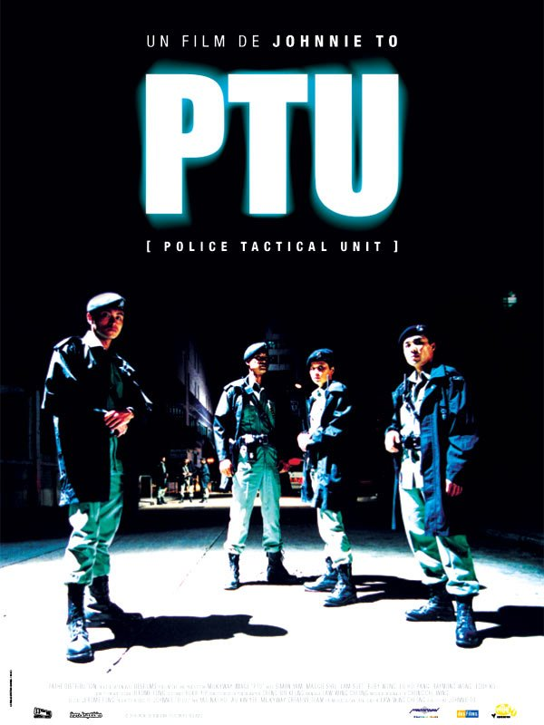 PTU : Police Tactical Unit