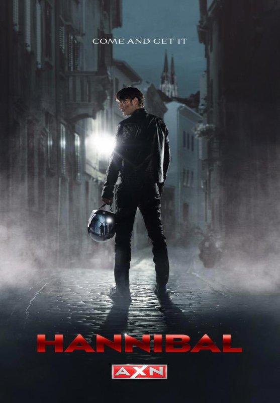 Hannibal Saison 3 (série TV)