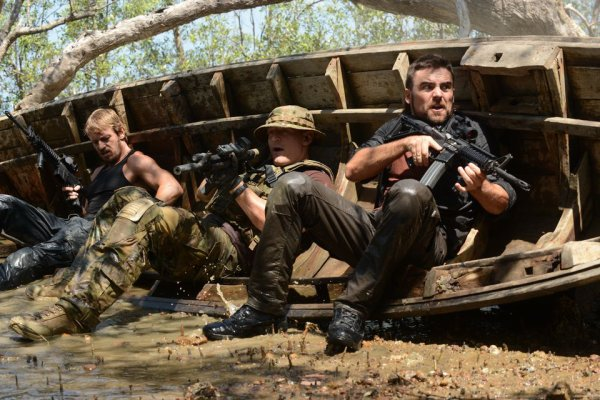 Strike Back Saison 5