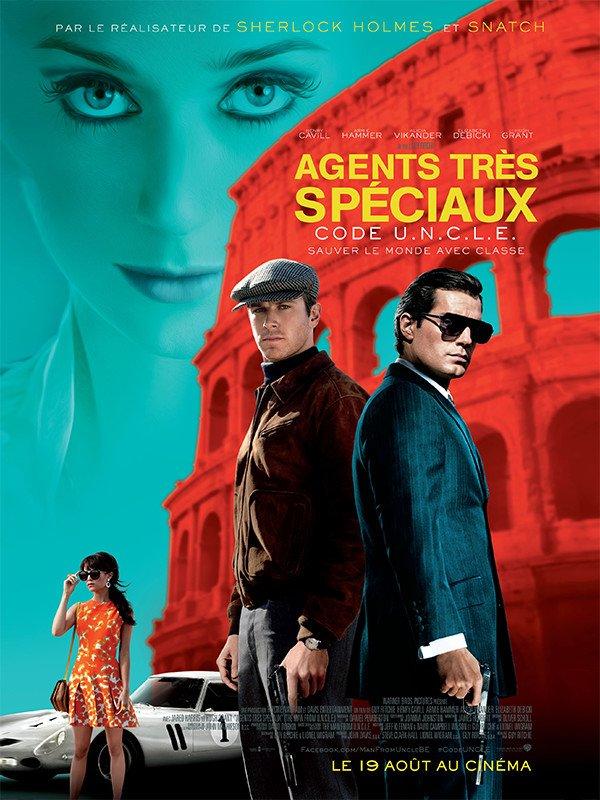 Agents Très Spéciaux Code U.N.C.L.E.
