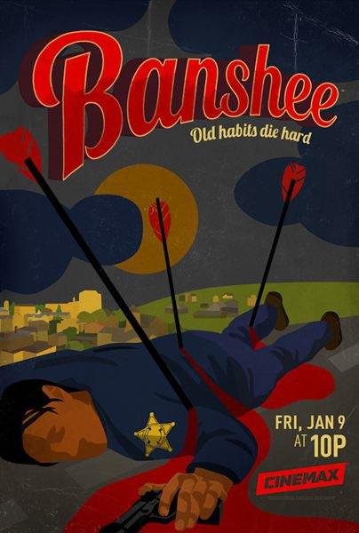 Banshee Saison 3 (série tv)