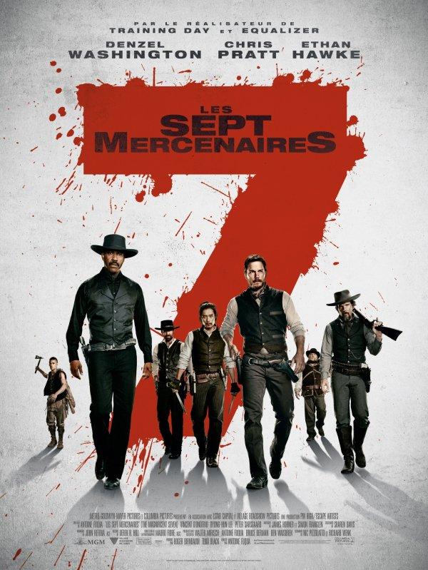 Les 7 Mercenaires 2016