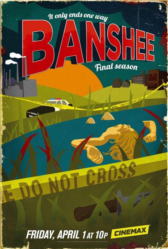 Banshee Saison 4 (Série tv)