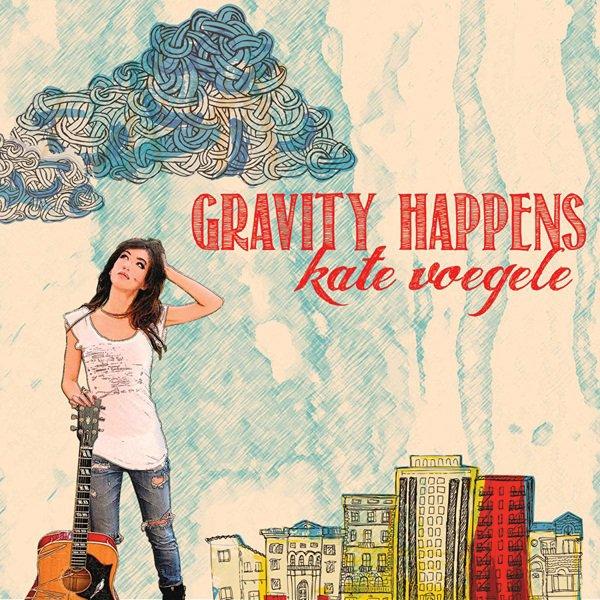 ♥ Kate Voegele - Nouvelle Album Intitulé Gravity Happens ♥