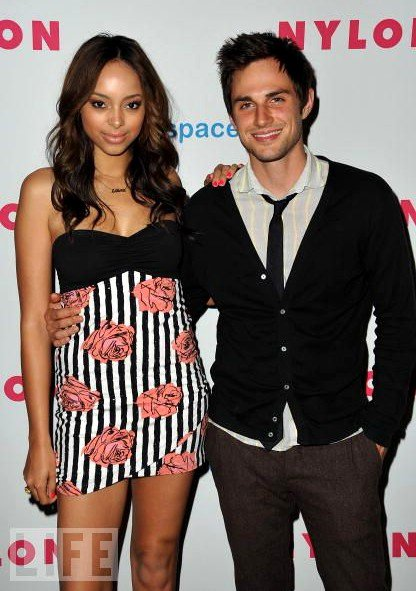 Amber Stevens & Andrew James West